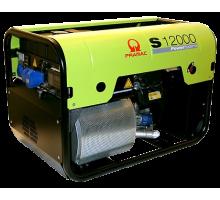 Генератор Pramac S 12000+CONN+DPP 400 В