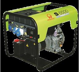 Генератор Pramac S 6500